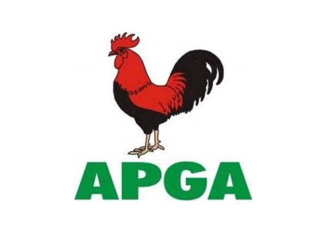 APGA-Logo