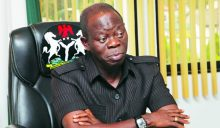 Former Governor Adams Oshiomole