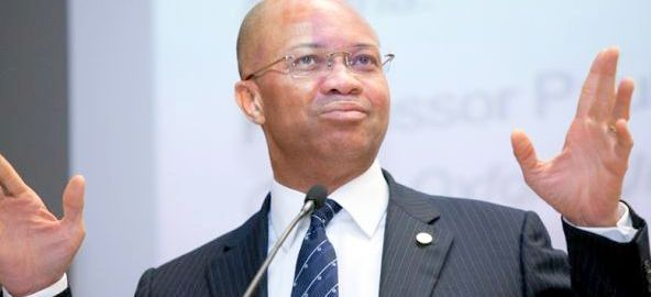 Benjamin Akabueze as Director-General of the Budget Office of the Federation.