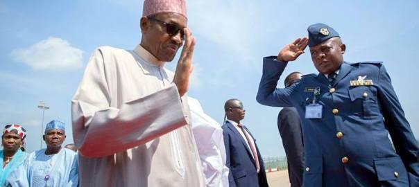 Buhari going to London 6