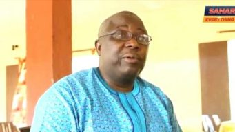 Dapo Olorunyomi, Publisher and Chief Executive Officer, Premium Times