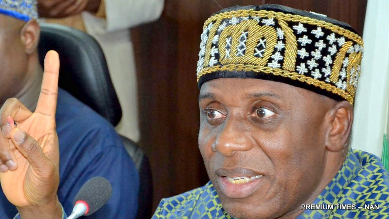 Fg Resumes Negotiations On Port Harcourt Maiduguri Rail Project – Amaechi