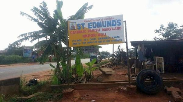 St. Edmund school