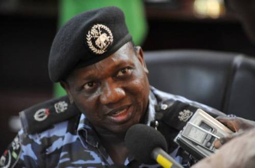 Former Inspector-General of Police, Idris Ibrahim