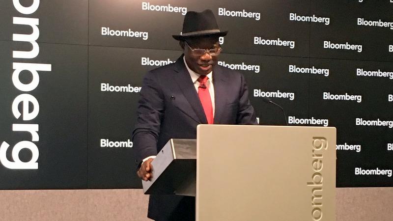 I won't run for president in 2019 – Jonathan