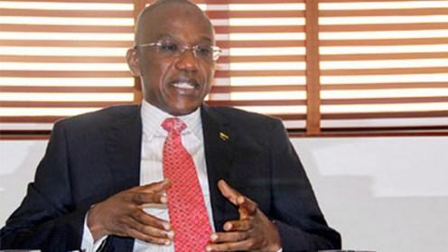 Ahmed Kuru, Managing Director, Asset Management Corporation of Nigeria (AMCON)