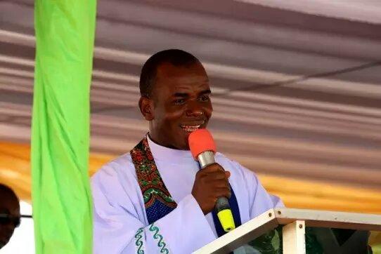 Rev. Fr Mbaka [Photo: www.sirkenayo.com]