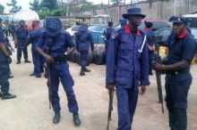 NSCDC personnel used to illustrate the story