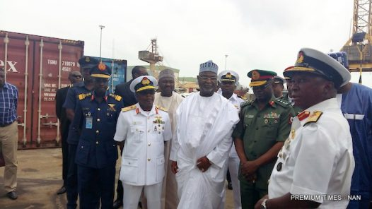 Navy-chief-and-others-at-the-commissioning-ceremony