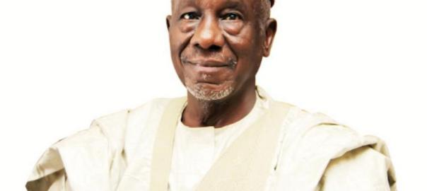 Justice Dahiru Saleh, a former federal judge.