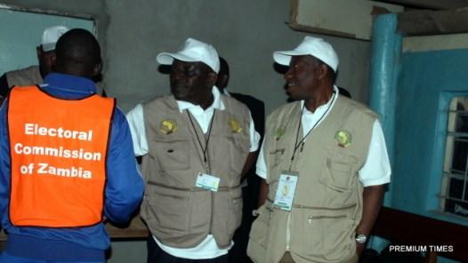 zambia poll