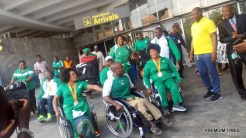 Team Nigeria, Paralympic team