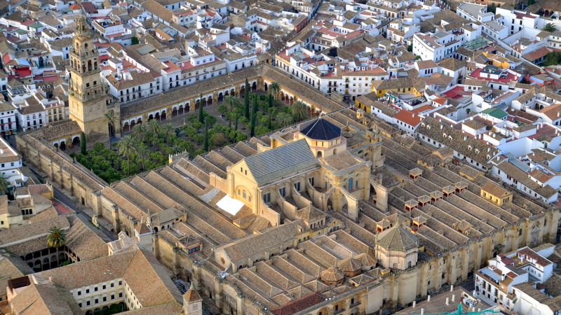 Al-Andalus Mosque Cathedral, Cordoba
