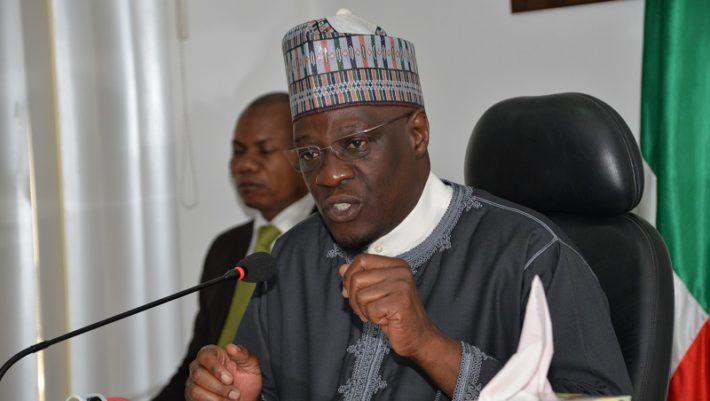 Former Kwara State governor, Abdulfatah Ahmed