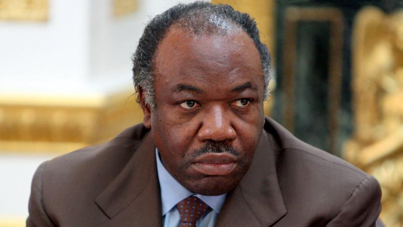 Gabon president back in Morocco after short stay in Libreville
