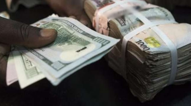 Us dollar to naira in parallel market today