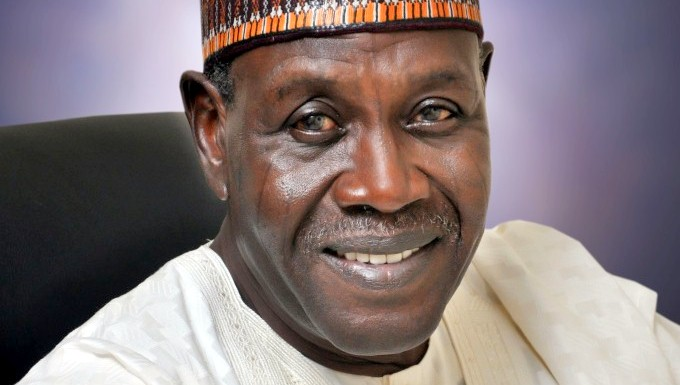 Image result for Babagana Kingibe