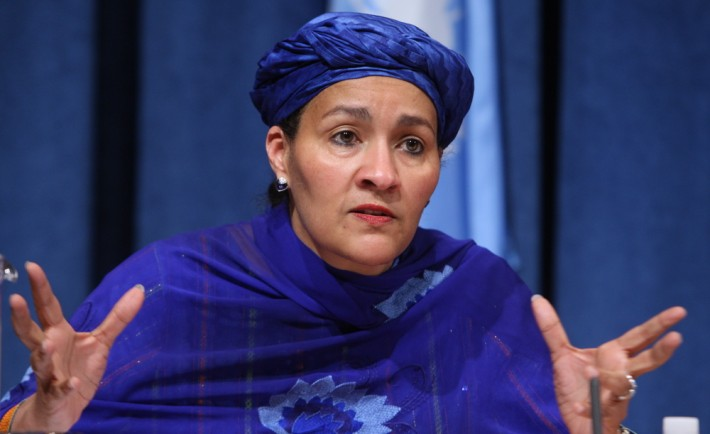 Un Deputy Sec. Gen Tasks African Governments On Economic Transformation To Tackle Irregular Migration