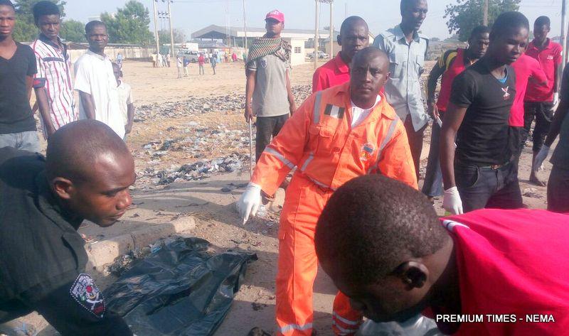 Bomb Blast in Maiduguri
