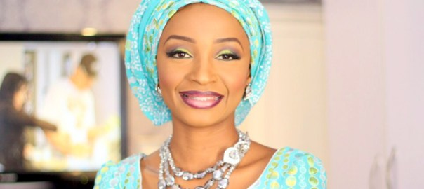 Kannywood actress Rahama Sadau