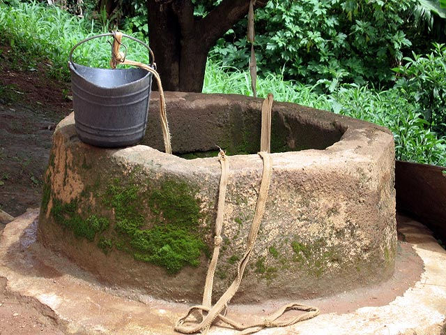 Image result for WELL IN NIGERIA