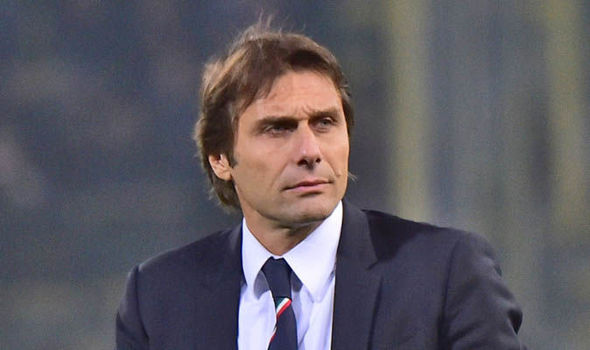 Inter Milan manager Antonio Conte [Photo credit: Daily Express