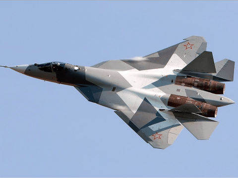 Russian fighter jet [Photo credit: Business Insider]