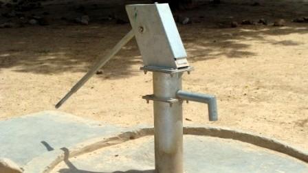 hand-pump