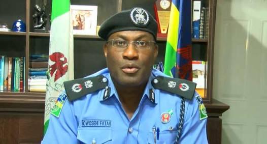 Lagos State Police Commissioner, Fatai Owoseni