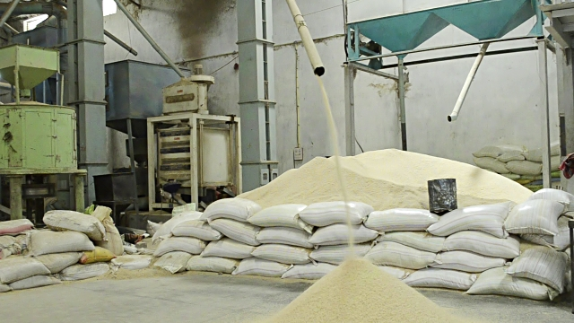 Rice mill used to illustrate the story [Photo credit: Getty Images]
