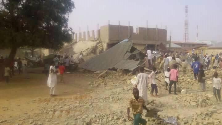 Image result for Kebbi Govt. demolished
