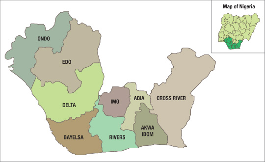 N423b Niger Delta contracts for probe