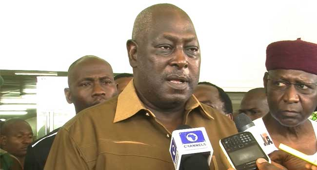 Former Secretary to Government of the Federation (SGF), Babachir Lawal.