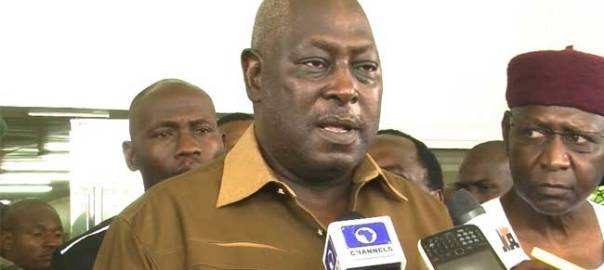 Secretary to Government of the Federation (SGF), Babachir Lawal.