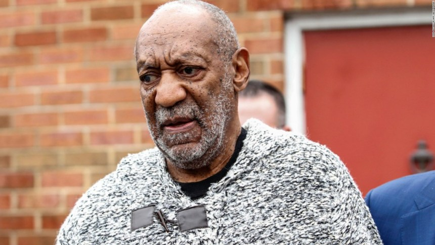 Bill Cosby [Photo credit: CNN]