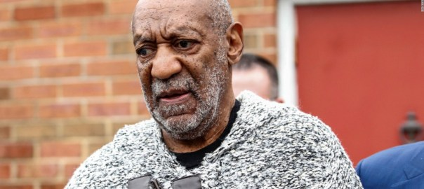 Bill Cosby [Photo credit: CNN]