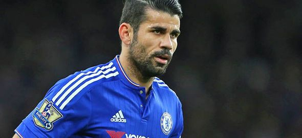 Diego Costa [Photo Credit: express.co.uk]