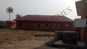 Nursery, primary school of Ta'awunil