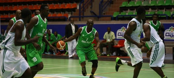 Kano Pillars Basketball team usory.ed to illustrate the st