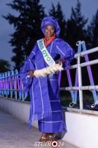 Miss Abisola representing Oyo