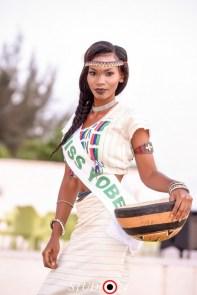 Miss Adenike representing Yobe