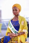 Miss Blessing Ebi representing Borno