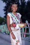 Miss Frances representing Kano