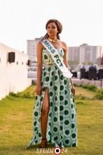 Miss Princess representing FCT
