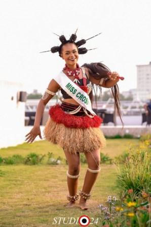Miss Sharon Mama representing Cross River
