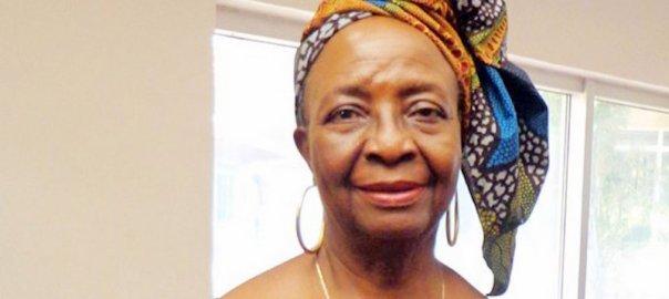 Professor Molara Ogundipe