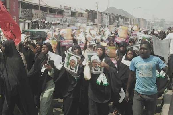 shiite-women-protesting-in-kaduna