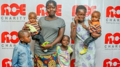 Some Beneficiaries of Ace Charity Work