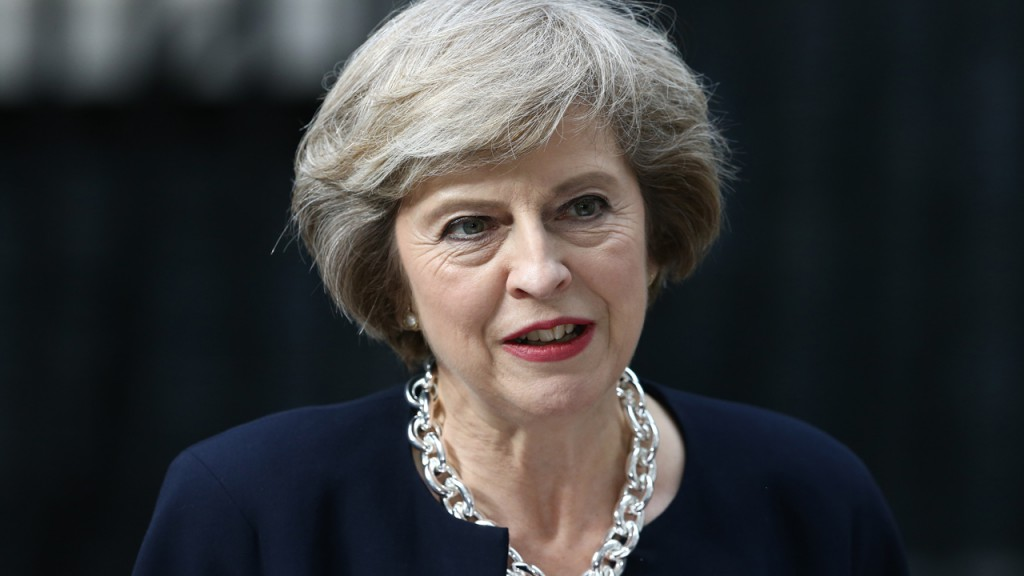 Theresa May becomes Britains prime minister - Ex-minister alleges sexism behind rejection of May's Brexit deal