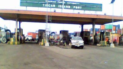 Nigeria Port Authority, Tin Can Island Lagos